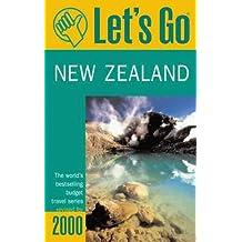 Let's Go 2000 New Zealand (Let's Go. New Zealand, 2000)