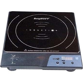 Berghoff - 1810003 - Table de cuisson à induction posable 2000w Studio