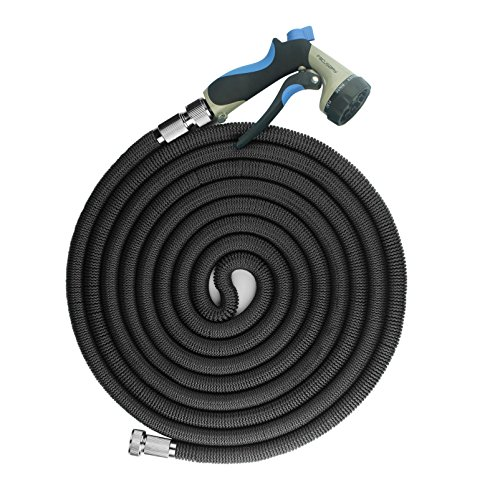 focusairy-50-feet-expanding-flexible-garden-water-hose-pipe-triple-layer-latex-inner-tube-with-solid
