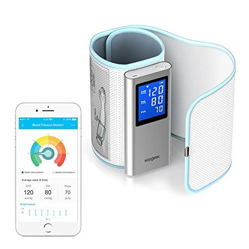 Koogeek BP2, misuratore di pressione con app, la recensione