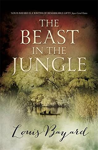 book cover of The Beast in the Jungle
