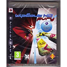 Wipeout HD Fury Game [PS3] - Juego completo [PlayStation 3] [Producto Importado]