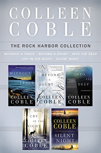 The Rock Harbor Mystery Collection: Without a Trace, Beyond a Doubt, Into the Deep, Cry in the Night, and Silent Night (Rock Harbor Series) (English Edition)