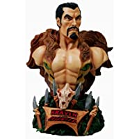 Rogues Gallery: Kraven Bust by Marvel Select