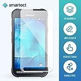 SmarTect Samsung Galaxy Xcover 3 Panzerglas Folie -