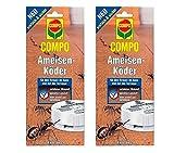 COMPO Ameisen-Köder 4 Dosen Vorteilspackung