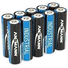 ANSMANN litio-batería de la industria High Energy