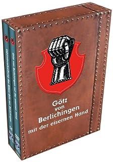 Götz von Berlichingen mit der eisernen Hand (DVD+Buch)