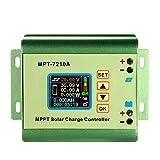 Yiruy MPT-7210A MPPT Solar Panel Batterie Regler Laderegler mit LCD Display für 24/36/48/60/72 V Batterie