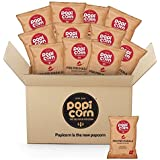 PopiCorn Piri Piri Masala Popcorn [Pack of 12] [35g Each]