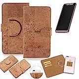 K-S-Trade 360° Cover cork Case for Doogee V | Smartphone