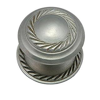 Adonai Hardware Ivah Brass Cabinet Knob