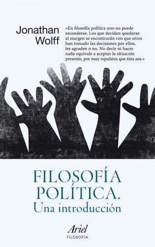 Filosofía política : una introducción por Jonathan Wolff