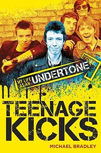 Teenage Kicks Cover Image