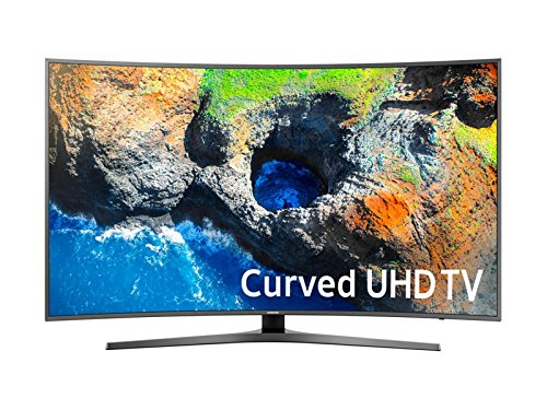 Samsung 165.1 cm ( 65 Inches ) UA65MU7500 Ultra HD 4K Curved LED Smart TV With Wi-fi Direct.