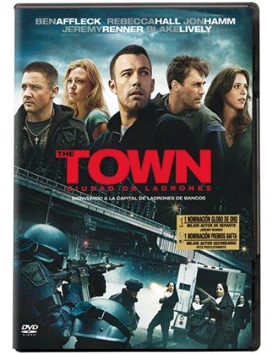 The Town (Ciudad De Ladrones) (Import Dvd) (2011) Ben Affleck; Rebecca Hall; J