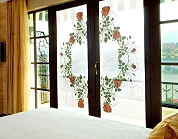 Window Mural Rosary Window Sticker Window Film Window Tattoo Glass - Window stickers for home uk