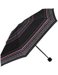 Paraguas Plegable Mujer - Super Mini Paraguas con Dibujos - De Bolso Compacto y Antiviento -