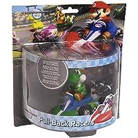 Nintendo Mario Kart - Coche de carreras de Yoshi (12 cm) - Figura coche