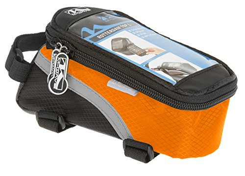 M Wave Top Tube Tasche Orange