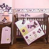 Best Bedtime Originals Bumpers - Lambs & Ivy Bedtime Originals Provence Bedding Set Review