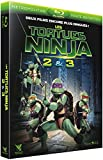 Les Tortues Ninja 2 & 3 : Le secret de la mutation + Les Tortues Ninja 3 : Nouvelle...