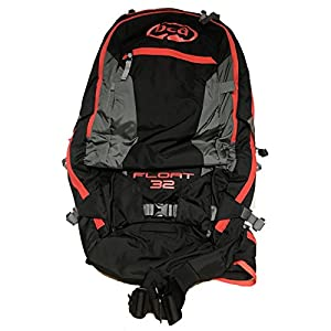Tasche Airbag BCA Float 32Schwarz/Rot