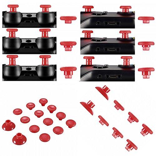r höhenverstellbar passend für PS4® Controller und Xbox® One Controller - rot ()