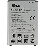 LG G3 BL-53YH - Batterie rechargeable Li-Ion Battery 3.8V 3000mAh - Batterie de remplacement d'origine