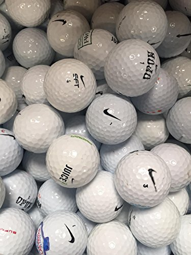 50 Assorted Nike golf balls AAA/AA