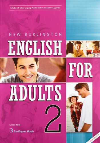 New burlington english for adults 2, student's book