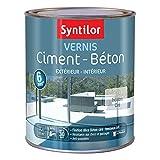 Syntilor - Vernis Ciment - Béton 6 Ans Incolore Ciré 1L