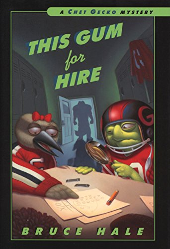 This Gum for Hire: A Chet Gecko Mystery (English Edition)
