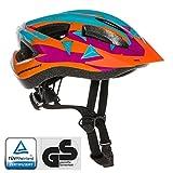 Ultrasport Confortable avec Son Rembourrage et système d'aération Casque de vélo...