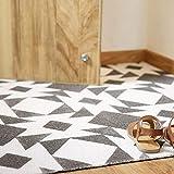 TD Bodenmatte (60 * 90 cm) Draht Ring Mat Tür Matte Tür Eingang Wohnzimmer Eingang Tür Staub Pad Kunststoff Teppich Matte Kann geschnitten Werden