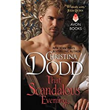 That Scandalous Evening: The Governess Brides (Governess Brides Series) by Christina Dodd (2015-06-30)