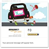 Amazon Email Gift Card