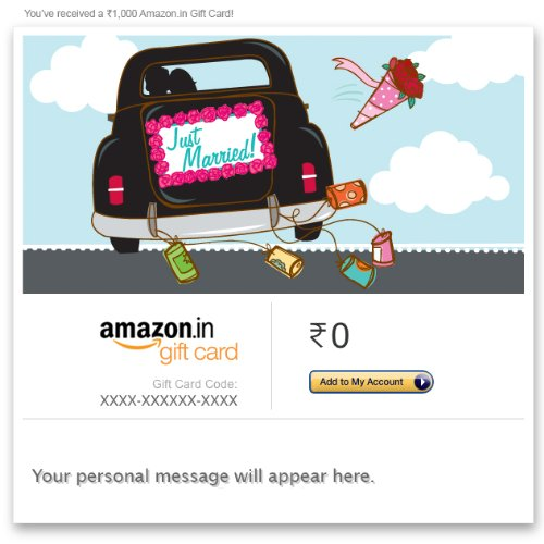 Amazon.in: E-mail Gift Cards: Gift Cards