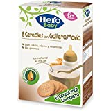 Hero Babynatur - Cereales Con Galleta Maria - 500 g - [pack de 3]