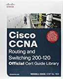 CCNA Routing and Switching 200-120 Official Cert Guide Library.