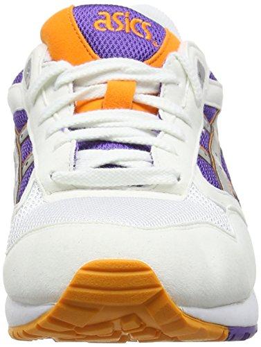 Asics Gel Saga, Baskets Basses Adulte Mixte Blanc (white 0113)