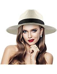 RenFox Sombrero Playa Casual Panam