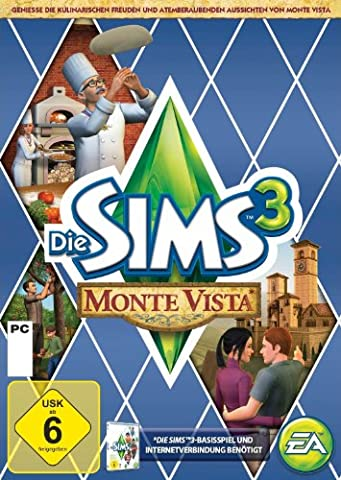 Die Sims 3: Monte Vista Add-on [PC/Mac Online Code]
