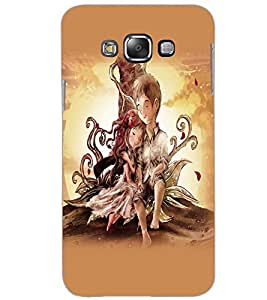 SAMSUNG GALAXY GRAND 3 LOVE COUPLE Back Cover by PRINTSWAG
