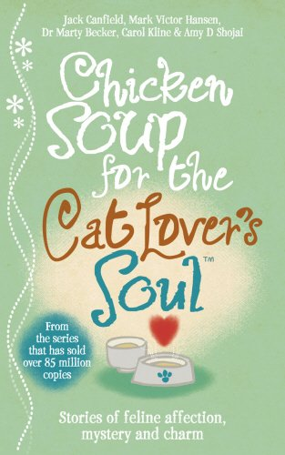 Chicken Soup for the Cat Lover's - Book Bell, Mark