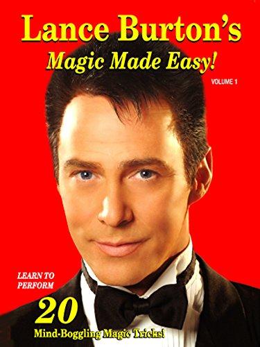 Lance Burton's Magic Made Easy [OV] Burton Magic