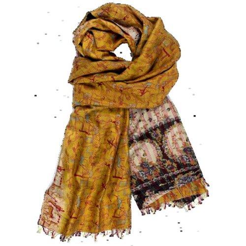 Spiegelburg 90498 seidenschal sounds of india (env. 82 x 220 cm
