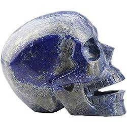 Figura realista de tallada lapis, curación de energía Reiki Gemstone coleccionable