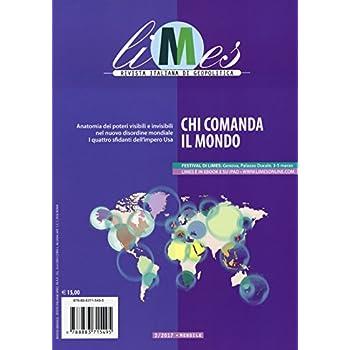 Limes. Rivista Italiana Di Geopolitica (2017)