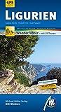 Ligurien  MM-Wandern: Wanderführer mit GPS-kartierten Routen - Sabine Becht